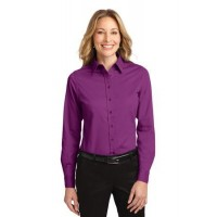 Port Authority® Ladies Long Sleeve Easy Care Shirt.