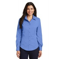 Port Authority® Ladies Non-Iron Twill Shirt