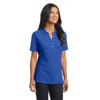 Port Authority® Ladies EZCotton™ Pique Polo