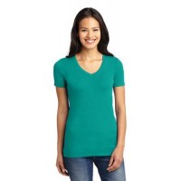 Port Authority® Ladies Concept Stretch V-Neck Tee.