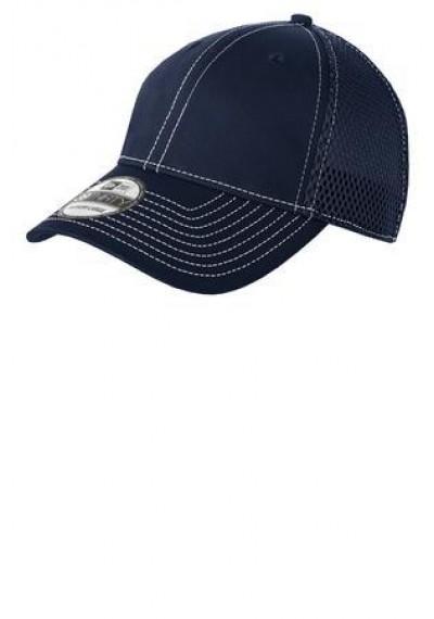 New Era® Stretch Mesh Contrast Stitch Cap/Hats