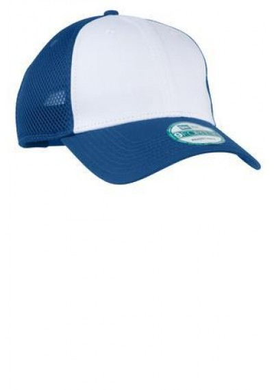 New Era® Snapback Contrast Front Mesh Cap/Hats