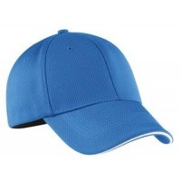 Nike Golf Dri-FIT Mesh Swoosh Flex Sandwich Cap/Hats