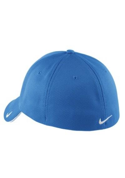fa483dec63f6c3 Nike Golf Dri-FIT Mesh Swoosh Flex Sandwich Cap/Hats