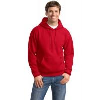 Hanes® EcoSmart® - Pullover Hooded Sweatshirt.