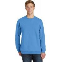 Port & Company® Pigment-Dyed Crewneck Sweatshirt.