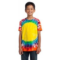 Port & Company® - Youth Window Tie-Dye Tee