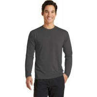Port & Company® Long Sleeve Performance Blend Tee.