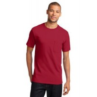 Port & Company® - Tall Essential Pocket Tee.