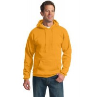 Port & Company® Tall Essential Fleece Pullover Hooded Sweatshirt.