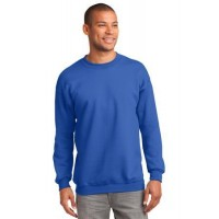 Port & Company® Tall Essential Fleece Crewneck Sweatshirt