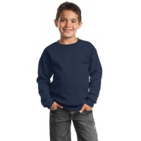 Port & Company® - Youth Core Fleece Crewneck Sweatshirt