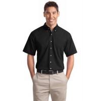 Port Authority® Short Sleeve Twill Shirt.