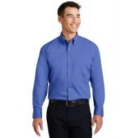 Port Authority® Long Sleeve Twill Shirt.