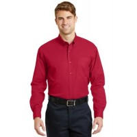 CornerStone® - Long Sleeve SuperPro™ Twill Shirt.