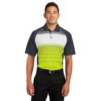 Sport-Tek® Dry Zone® Sublimated Stripe Polo