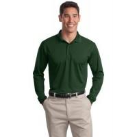 Sport-Tek® Long Sleeve Micropique Sport-Wick® Polo