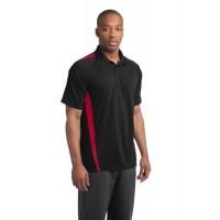 Sport-Tek® PosiCharge® Micro-Mesh Colorblock Polo