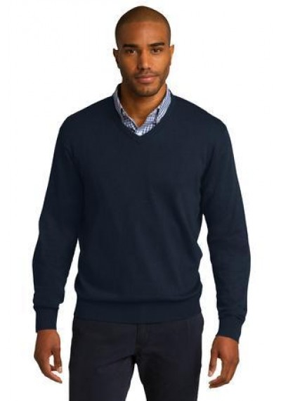 Port Authority® V-Neck Sweater.