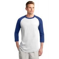 Sport-Tek® Colorblock Raglan Jersey.