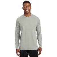 Sport-Tek® Dry Zone® Long Sleeve Raglan T-Shirt.