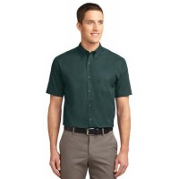 Port Authority® Tall Short Sleeve Easy Care Shirt.