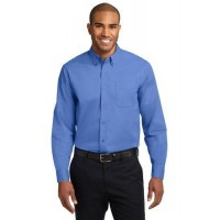 Port Authority® Tall Long Sleeve Easy Care Shirt.