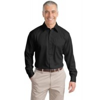 Port Authority® Tall Non-Iron Twill Shirt