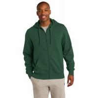 Sport-Tek® Tall Full-Zip Hooded Sweatshirt.