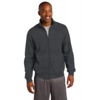 Sport-Tek® Tall Full-Zip Sweatshirt.