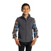 Port Authority® Youth Value Fleece Vest.