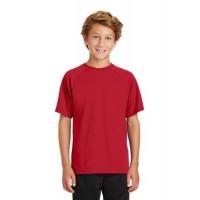 Sport-Tek® Youth Dry Zone® Raglan T-Shirt.