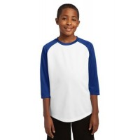Sport-Tek® Youth PosiCharge Baseball Jersey